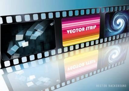 free vector Film 02 vector