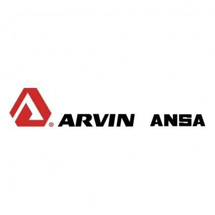 free vector Arvin ansa