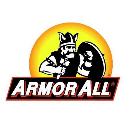 free vector Armor all 2