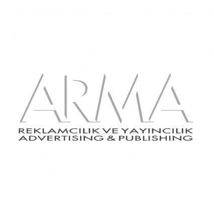free vector Arma reklam