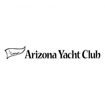 free vector Arizona yacht club