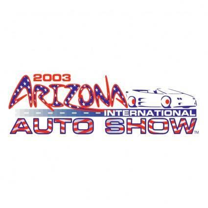 free vector Arizona international auto show