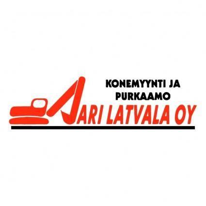 free vector Ari latvala