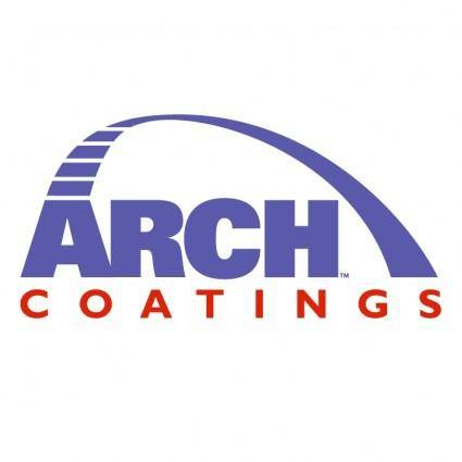 free vector Arch coating
