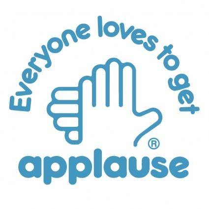 free vector Applause