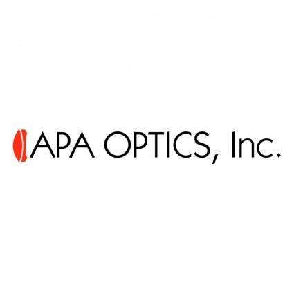 Apa optics