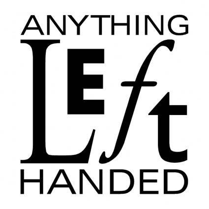 Anything left handed