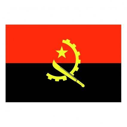 free vector Angola