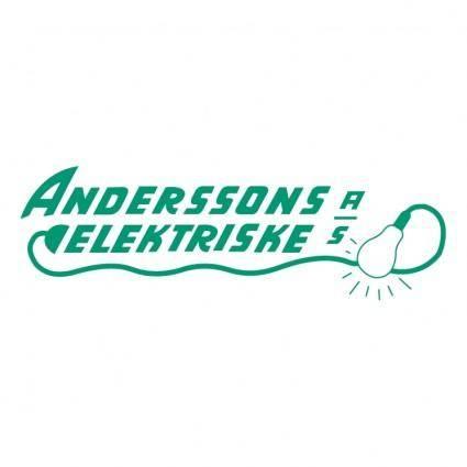 Anderssons elektriske