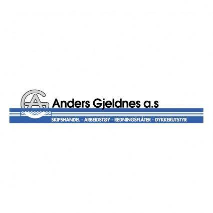 Anders gjeldnes as