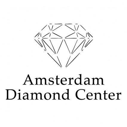 free vector Amsterdam diamond center