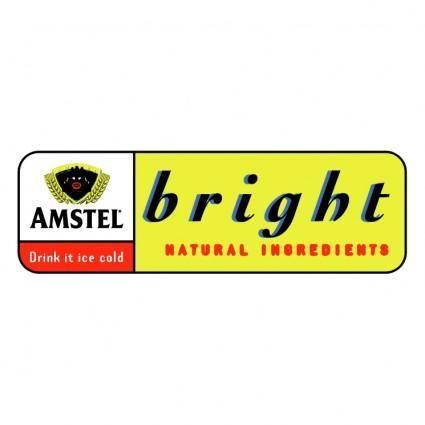 free vector Amstel bright