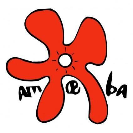 free vector Amoeba