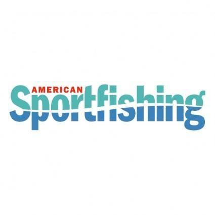 free vector American sportfishing