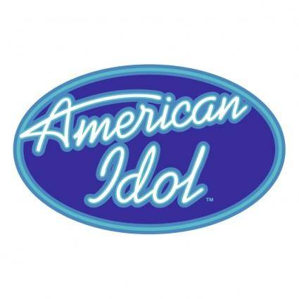 free vector American idol
