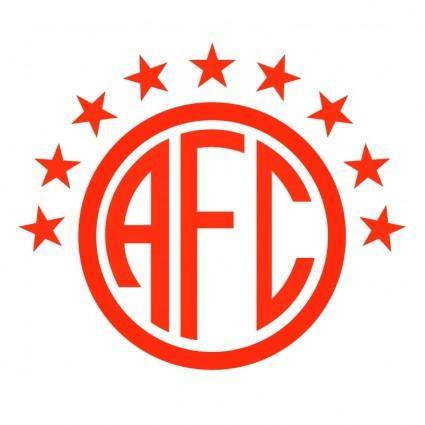 free vector America futebol clube de sorocaba sp