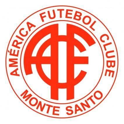 free vector America futebol clube de monte santo mg