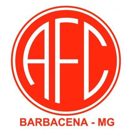 free vector America futebol clube de barbacena mg