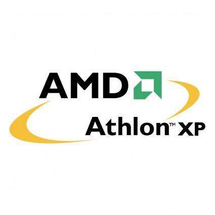 free vector Amd athlon xp