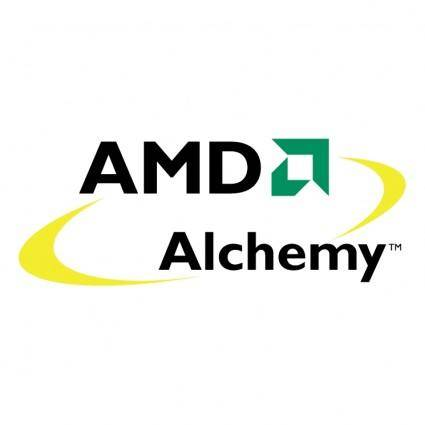 free vector Amd alchemy