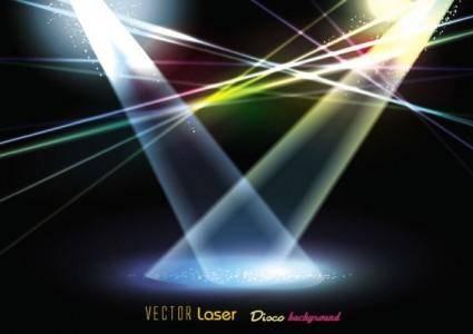 Spotlight 02 vector