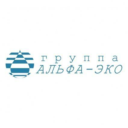 Alpha eco group
