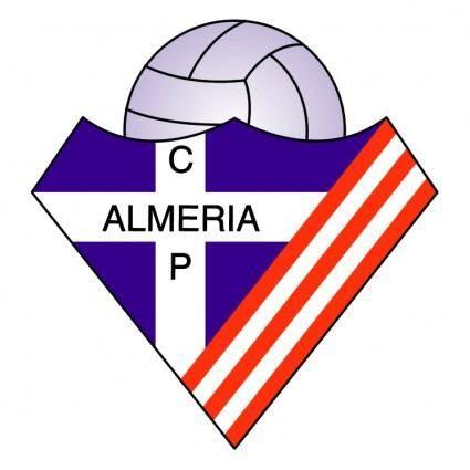 free vector Almeria cp