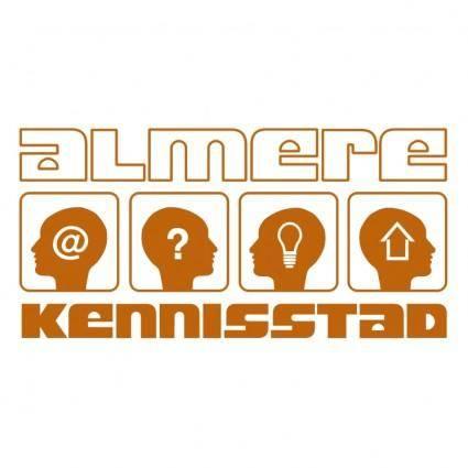 free vector Almere kennisstad