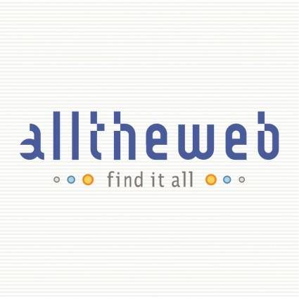 free vector Alltheweb