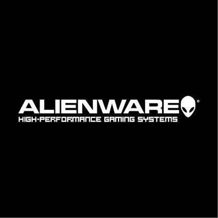free vector Alienware
