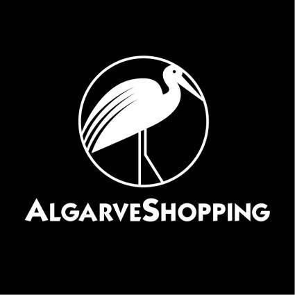 free vector Algarve shopping
