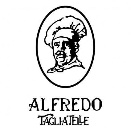 Alfredo tagliatelle
