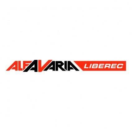 Alfavaria liberec