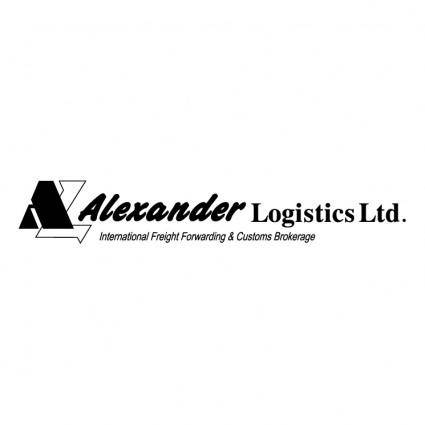 free vector Alexander logistics ltd