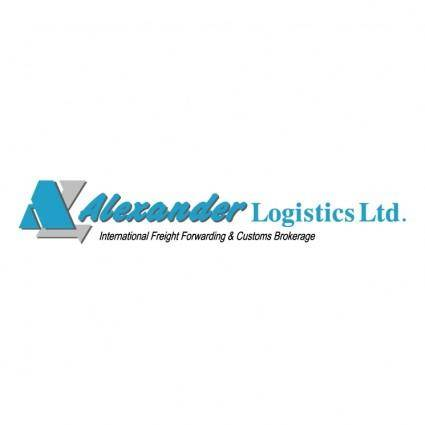 free vector Alexander logistics ltd 0