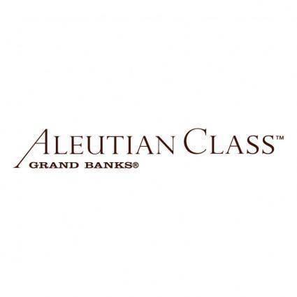 free vector Aleutian class