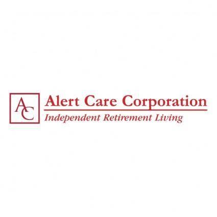 free vector Alert care corporation