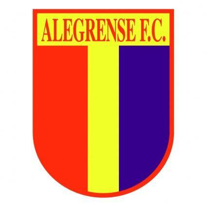 free vector Alegrense futebol clube de alegre es