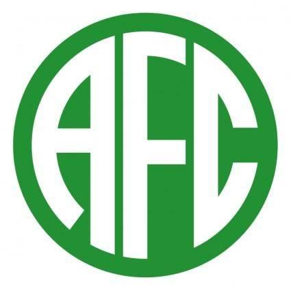 free vector Alecrim futebol clube de macaiba rn