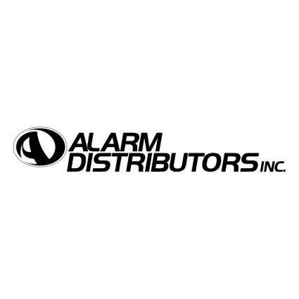 free vector Alarm distributors