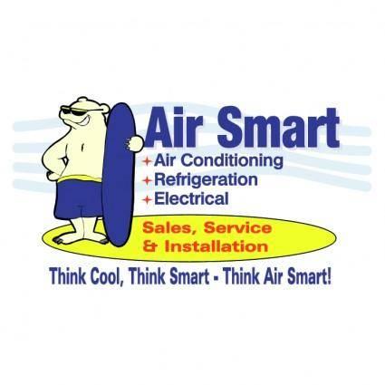free vector Airsmart airconditioning