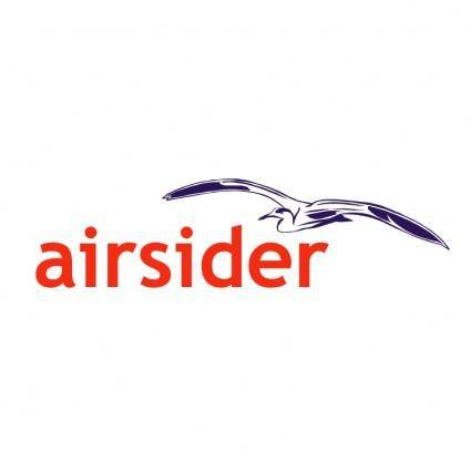 free vector Airsider