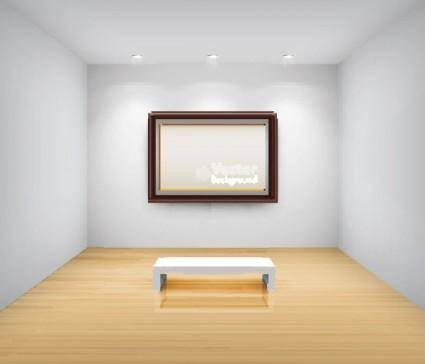 free vector Gallery of publicity box 01 vector