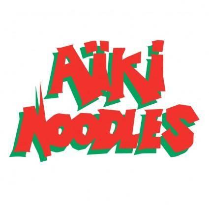 Aiki noodles