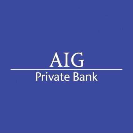 Aig private bank 0