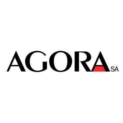 free vector Agora 0