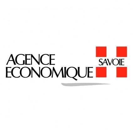 Agence economique savoie