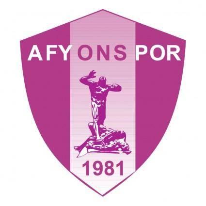 free vector Afyonspor