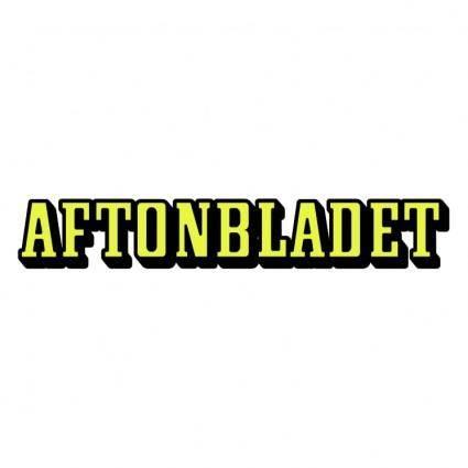 free vector Aftonbladet