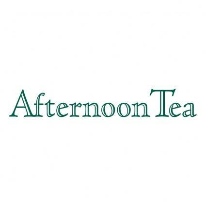 free vector Afternoon tea